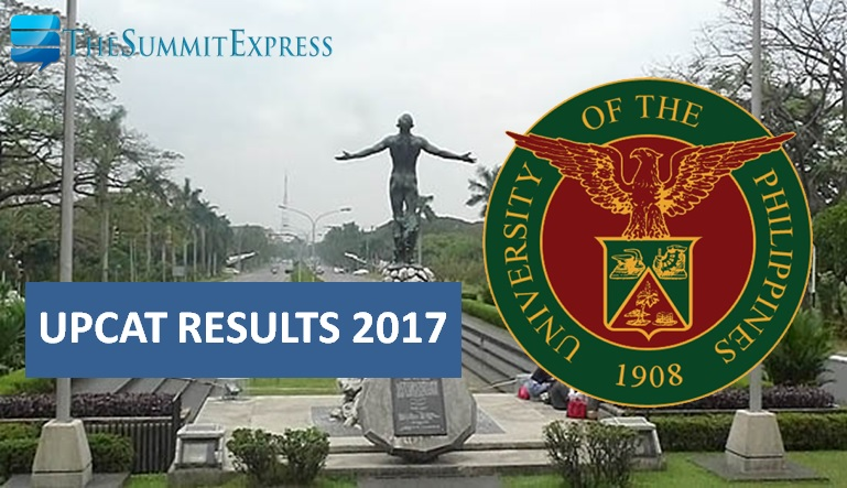 List of Passers: UPCAT Results AY 2017-2018 release