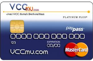 VCC Murah AVS Reloadable untuk Belanja Online