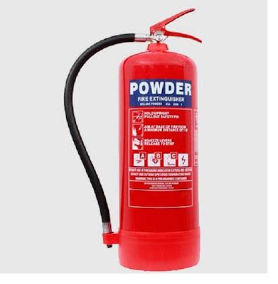 Alat Pemadam Api (APAR) Serbuk Kimia/Dry Chemical Powder - pustakapengetahuan.com