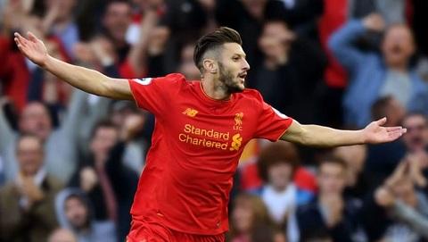 Mùa giải này, Adam Lallana chính là một trong những ngôi sao nổi bật nhất của Liverpool.