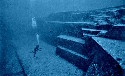 Underwater Archaeology Yonaguni Monument Japan