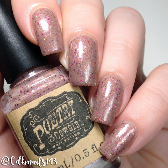 Poetry Cowgirl Nail Polish-Take Me Home