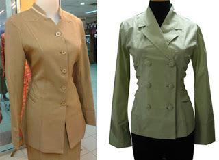Model Baju Keki Guru Wanita Terbaru Tahun Ini