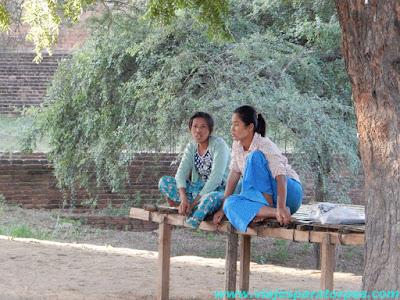 Viaje a Myanmar (II). Bagan