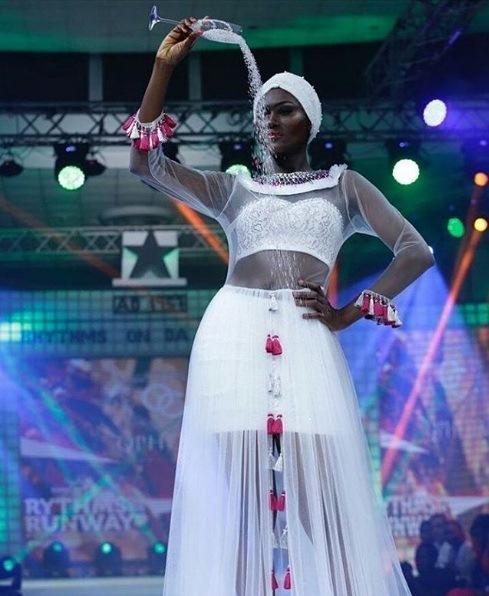 'ATTITUDINAL CHANGE', a Campaign so dear to Anita Ofori's Heart