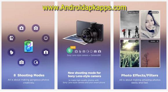 Camera360 Ultimate Apk 7.2 build 726 Final Full Version Latest Version Gratis 2016 Free Download