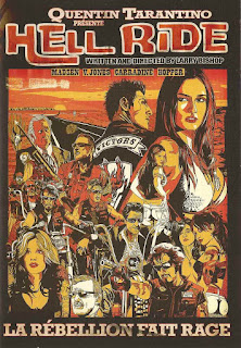 Hell Ride, affiche, bikers, action Larry Bishop, Poster, La rébellion fait rage