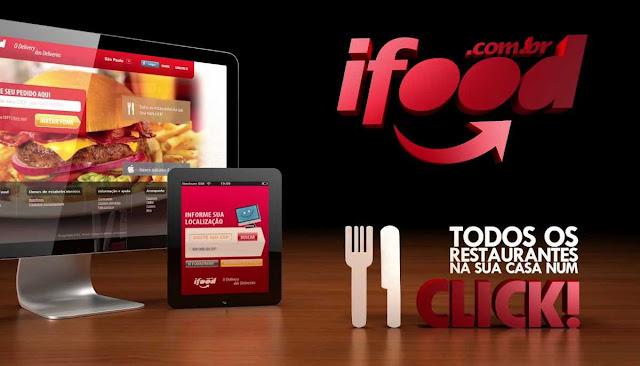 iFood abre vagas de emprego em São Paulo e Porto Alegre (Imagem: Reprodução/Internet)