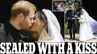 Harry and Meghan wed at St George's Chapel in Windsor in an extraordinary star-studded, multi-cultural ceremony, the likes of which the Royals have never seen