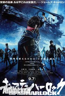 Space Pirate Captain Harlock -Hải Tặc Vũ Trụ - Thuyền Trưởng Harlock 2013 Poster
