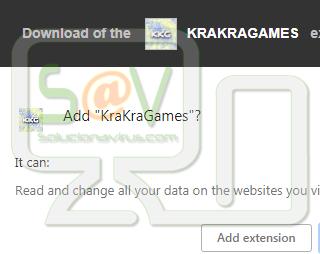 KraKraGames (Adware)
