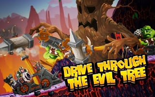 Smash and Drive: Orc Destruction Racing Game Apk
