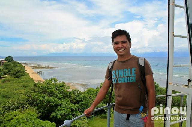 Calatagan Lighthouse in Calatagan Batangas