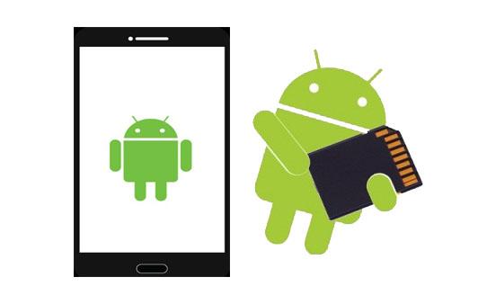 Aplikasi Android ke Kartu SD