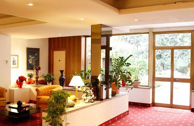 Hotel Edera em Roma na Itália