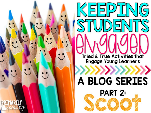 Student Engagement Scoot