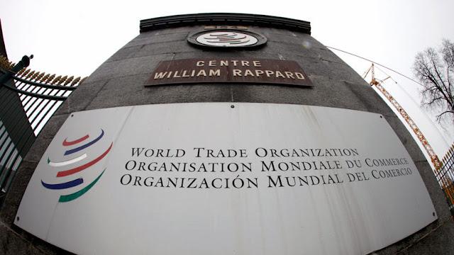 China lleva a la OMC la 'guerra arancelaria' con EE.UU.