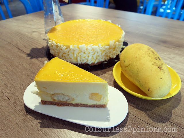 cat fiddle mango cheesecake malaysia
