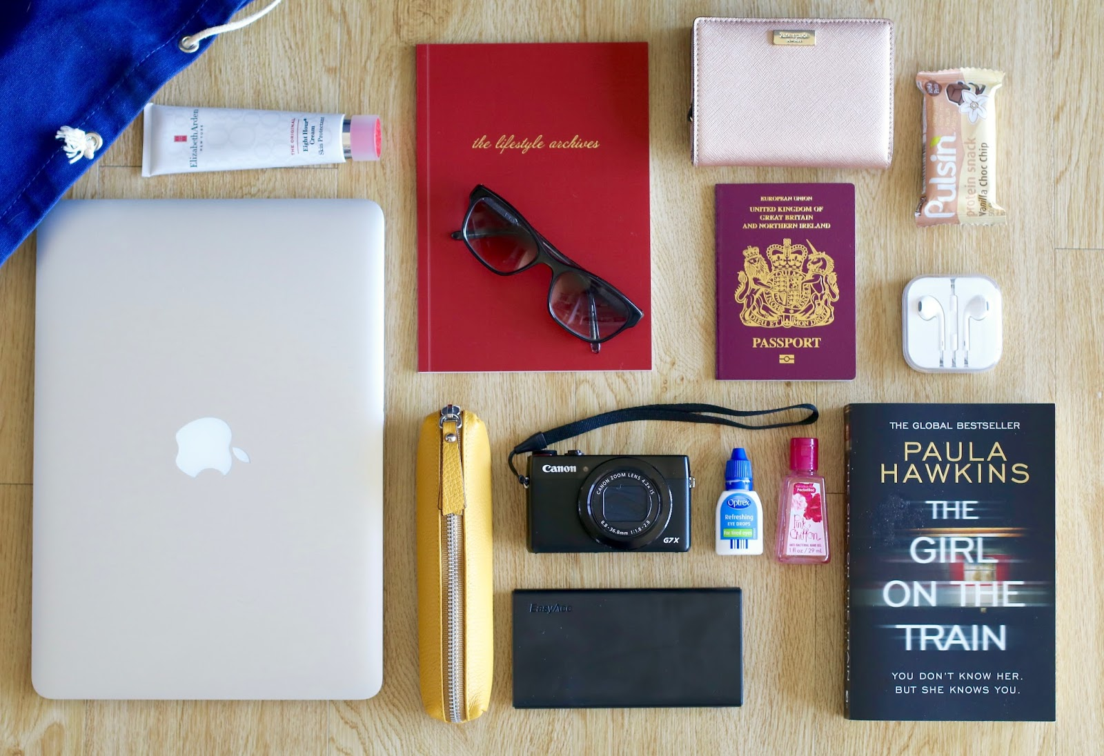 short haul flight travel essentials