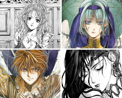 Sara-Jibrille-Setsuna-Alexiel-manga-Angel-Sanctuary