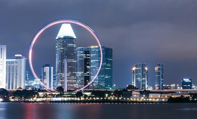 Singapore Flyer Tempat Wisata di Singapura : tempatwisata.biz.id