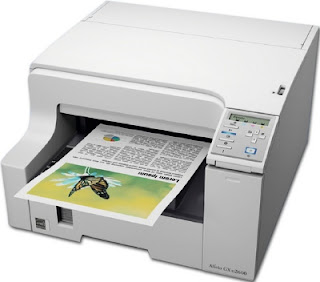 Ricoh Aficio GX e2600 Driver Download