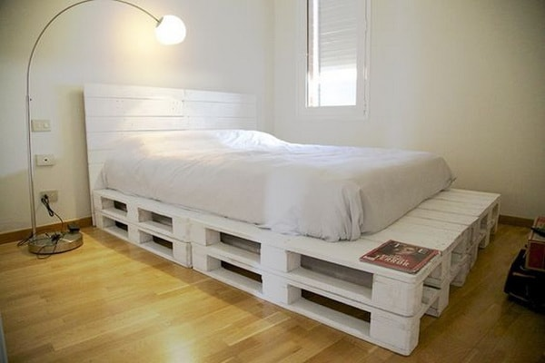 Things you can do with recycled pallets 14