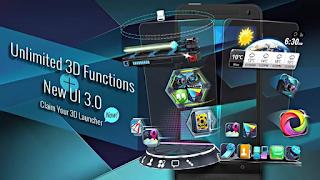 تحميل لانشر Next Launcher 3D Shell النسخه المدفوعه مهكر كامل مجانا