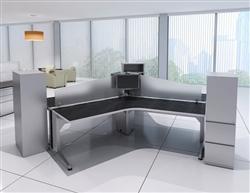 Open Concept Modular Workstation