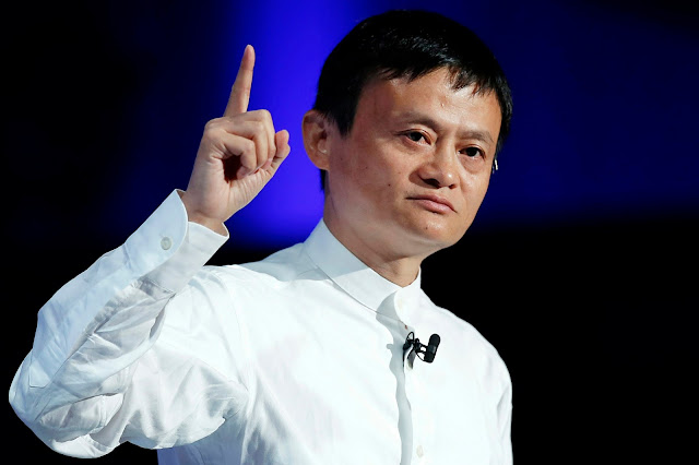Pesan Dari Jack Ma (Orang Terkaya Nomor 1 Di China)
