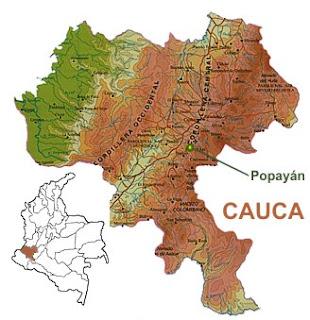 Nos duele el Cauca, nos duele Colombia