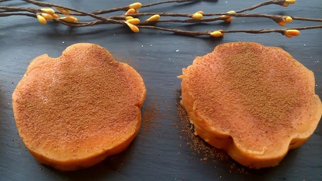 batata boniato asado cocido horno canela azúcar otoño tradicional postre merienda healthy fit saludable