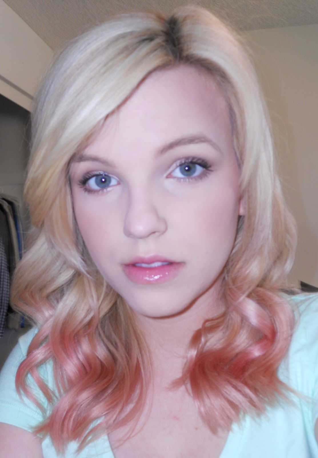 Bewitched By Blush: Rose Gold Hair