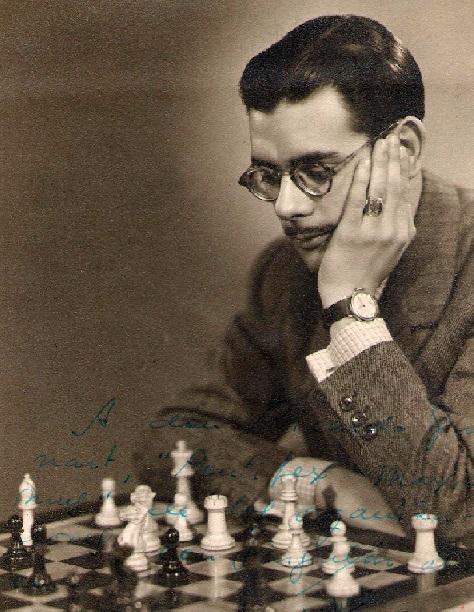 El ajedrecista Antonio A. Medina García