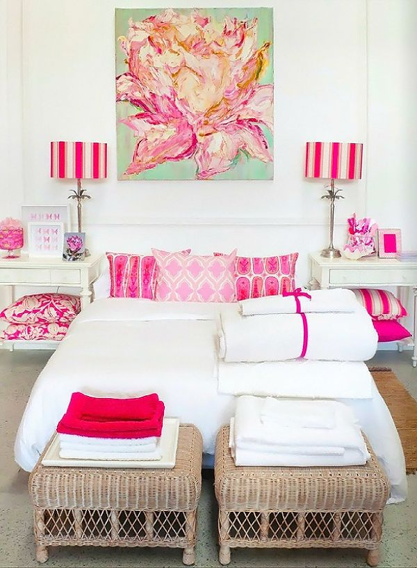 Bedrooms Decoration With Lots of Colors Combination - Best Colors Combination 2