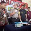 Dua Dari Empat Pelaku Aksi Perampokan Minimarket di Solear Tangerang Akhirnya Dibekuk Polisi