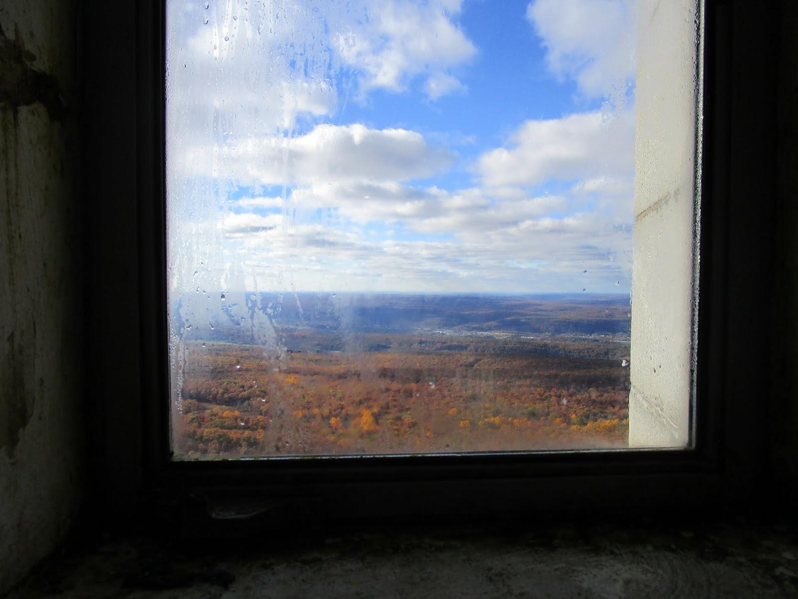 Парк Хай Поинт - самая высокая точка Нью-Джерси (High Point State Park, NJ)