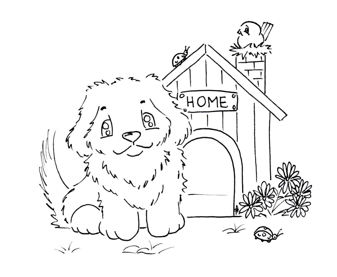 Sliekje Digi Stamps A Puppy Airmail Bear And Piggies