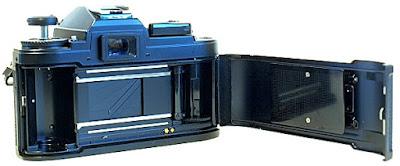 Nikon FG, Film box