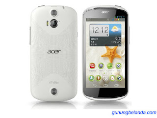 Cara Flashing Acer Liquid E1 V360 Via Flashtool