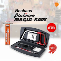 Dusdusan Neohaus Platinum Magic Saw ANDHIMIND