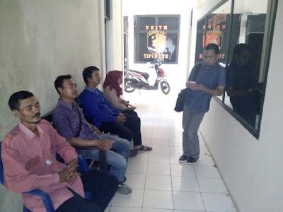 JPK Lampung Timur Dampingi Korban Penggelapan Uang