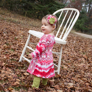 long sleeve baby dress pattern