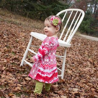 long sleeve baby dress pattern