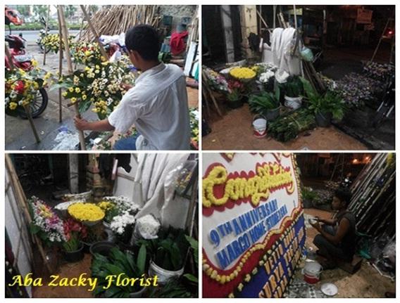 Toko Bunga papan Murah Aba Zacky Florist