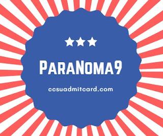 ParaNoma9