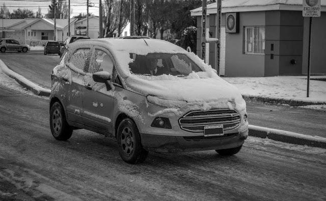Por qué calentar el auto cuando hace frío
