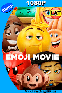 Emoji: La Película (2017) Latino HD 1080P - 2017