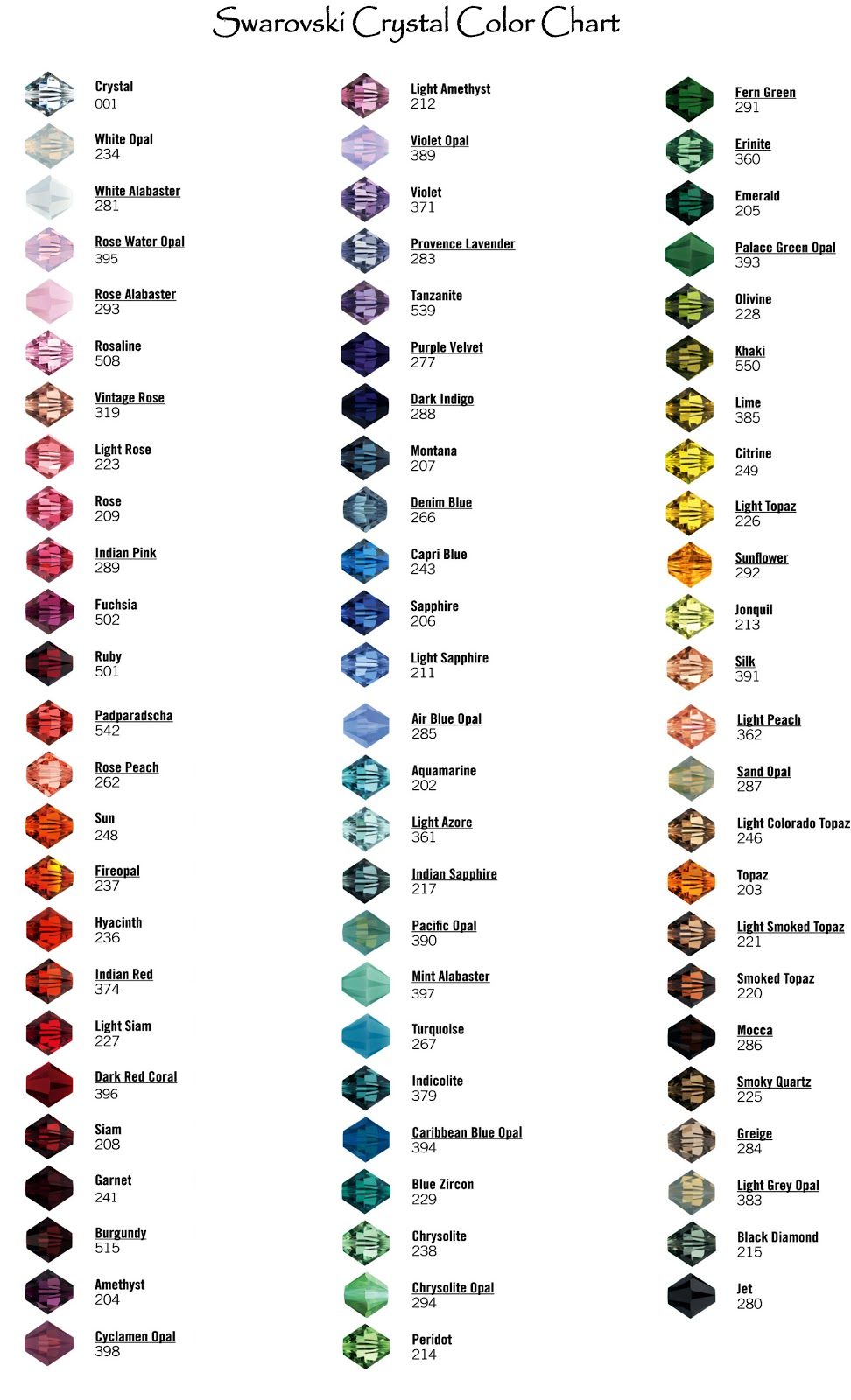 October Birthstone Color