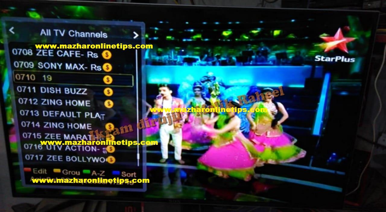 ALI3510C GREEN GOTO CCCAM WORKING DISH TV CHANNEL OK NEW